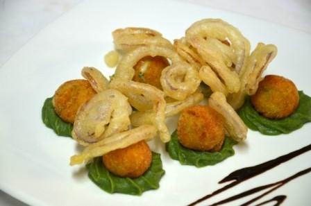 croquettes di lumache